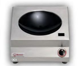 Induktsioon wok BERNER BWK3.5