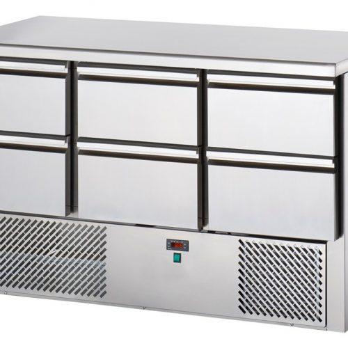 Külmtöölaud SL03NX-6D