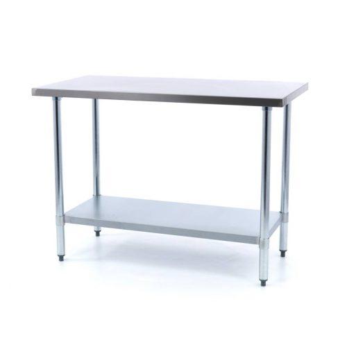 Töölaud 6-6, RST laud, roostevaba töölaud