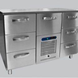Külmtöölaud VLE 1207
