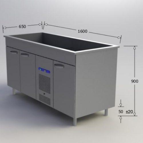 Külmmarmiit KSK-1630