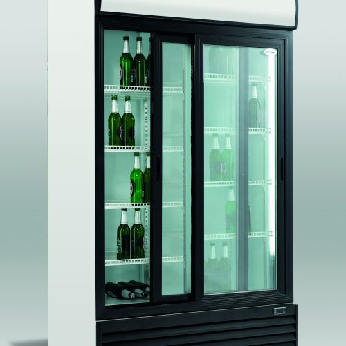 Külmkapp Scandomestic SD 1001 H/SL