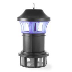 Veekindel ventilaatoriga putukapüünislamp 300m²