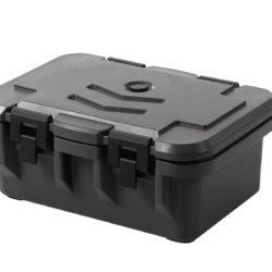 Peoteeninduse termokonteiner GN 1-1 pealtlaetav