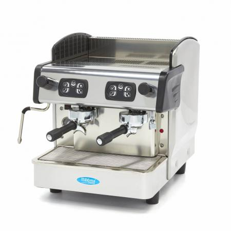 Espressomasin Elegance 2 grupiga